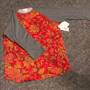 New long sleeves by LuLaRoe size M